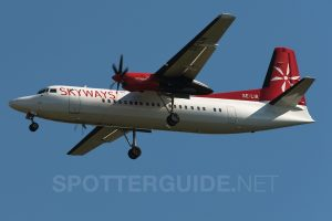 Skyways_F50_SE-LIR_FRA260610