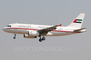 UnitedArabEmirates_A319CJ_A6-ESH_SHJ100214