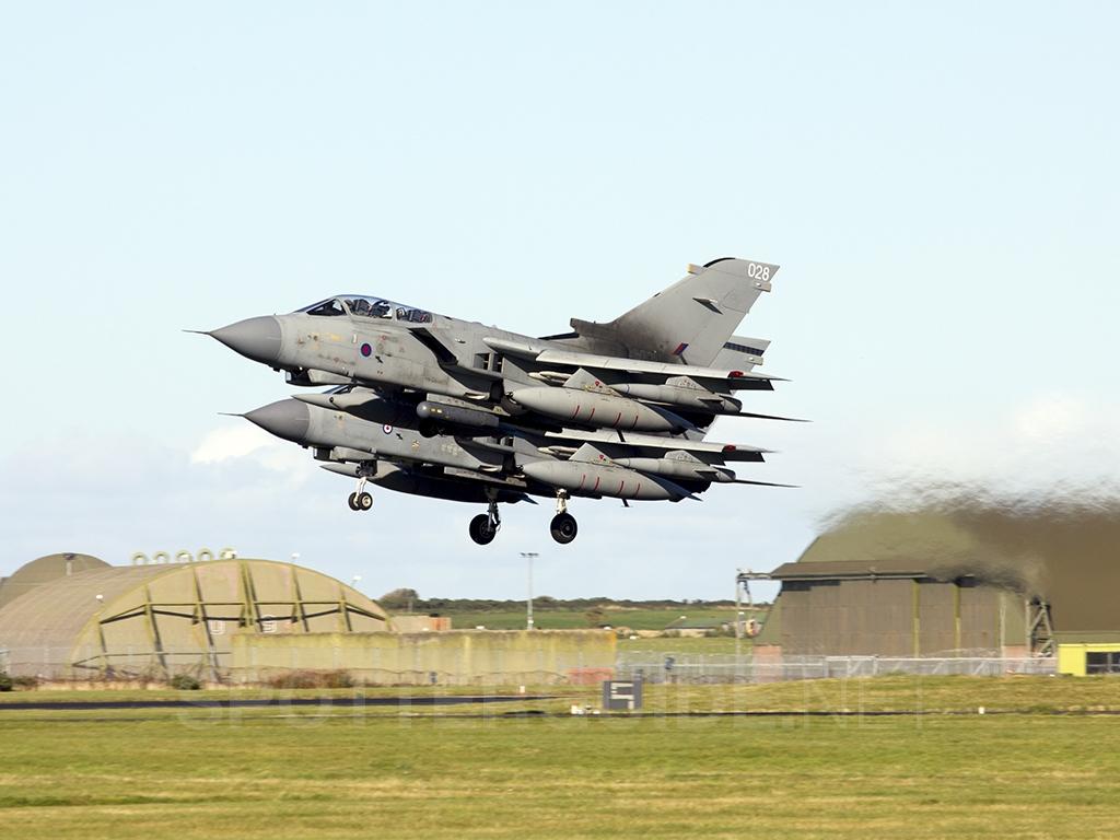 Lossiemouth Royal Air Force Base Spotting Guide