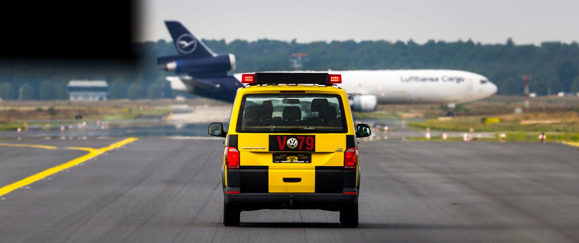 Goodbye Lufthansa Cargo MD-11F